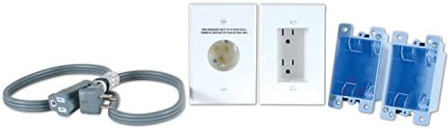 Vanco RL125024-WH Rapid Link Power White