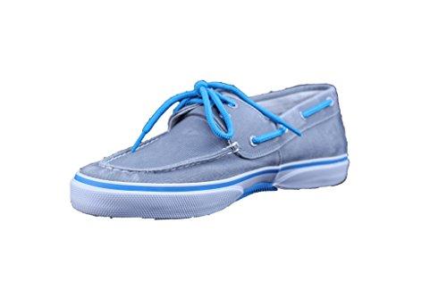 Sperry, Baskets Pour Homme Gris Gris/Bleu