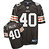 Reebok Cleveland Browns Peyton Hillis Replica Jersey Extra Large