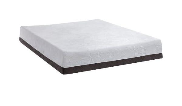 Sealy Posturepedic óptima inspiración Gel de Espuma de Memoria estándar King colchón: Amazon.es: Hogar