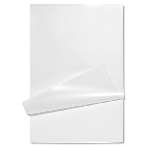 Business Source 5 mil Laminating Menu-size Pouches (20856) by Business Source