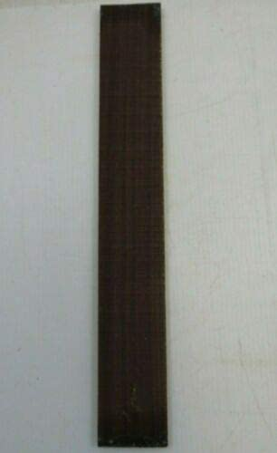 1 Pc of Guitar//LUTHIER//Banjo Rosewood FRETBOARD Blank 21 X 2 3//4 X 3//8