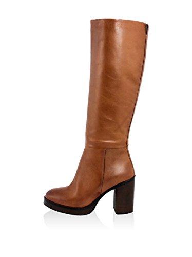Gusto - 1595_PATTY_TANTRA_CUOIO - Schuhe Stiefel Braun
