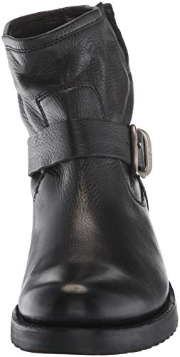 Veronica Boot Black Bootie FRYE Ankle Women's SH54q4