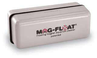 Mag-Float 500 Magnet Cleaner (Glass) - Extra-Large (up to 500gal) by Mag-Float