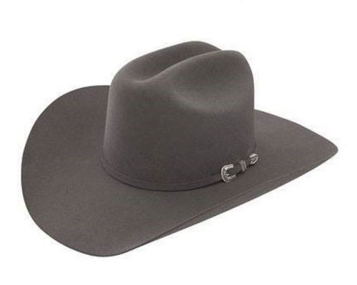 96a3c72a2cd Stetson Men s 3X Oakridge Wool Cowboy Hat - Swoakr-724007 Black