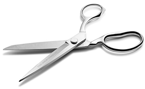 - TSC Lightweight 8 Inch Straight Edge Sewing Scissors (Shears) - Professional Series - for Sewing, Tailoring, Dressmaking and Crafting