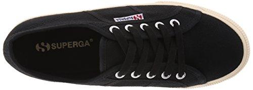 Superga Damen 2790 Acotw Fashion Sneaker Schwarz