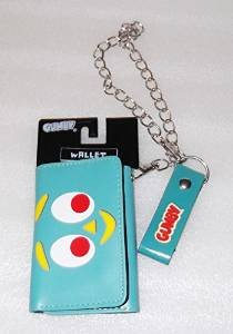 Gumby Chain Wallet Face Head New Gifts Licensed gy0101cw Silver Buffalo