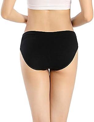 Multicolored M Suekaphin 8Pack Womens Maternity Panties Pregnancy Postpartum Cotton Underwear Under Bump Brief