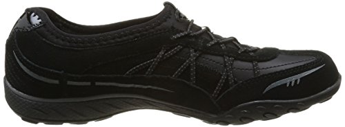 Lights Deporte Easy City de Breathe Blk Skechers Mujer Zapatillas Para Z6TqSfnwx