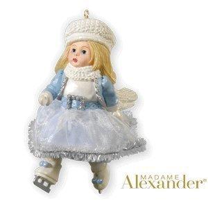 Madame Alexander Hallmark Ornaments (Madame Alexander's Dazzling Winter Skater 2010 Hallmark)