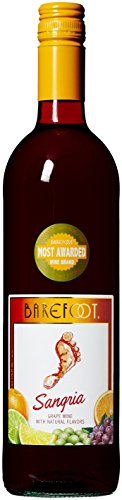 Barefoot Cellars California Sangria Grape Wine 750mL