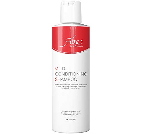 Alra - Mild Conditioning Shampoo - Gentle Cleanser and Conditioner for Cancer Patients During and After Radiation and Chemotherapy - Improves Fragile Hair - Promotes Growth (8oz) (Alra Shampoo)
