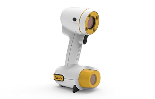 peel 3d Affordable Professional-Grade 3d Scanner, Handheld 3D Scanner, 0.250 mm Accuracy, Intuitive Data Processing Software Included