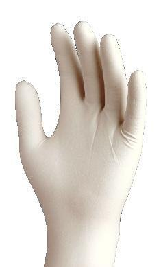 Cardinal Health 2Y1864T CR100 Nitrile Sterile Critical Environment Cleanroom Gloves, Size 7.5 (Case of 100)