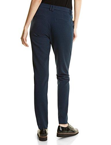 Para Blau Casualfit Melli Mujer Blue Slimleg Heringbone One Pantalones 20109 night Street wZqYS