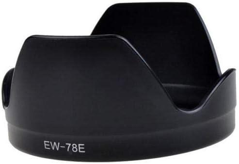 EW78E EW-78E Lens Hood for Canon EF-S 15-85mm f//3.5-5.6 is USM