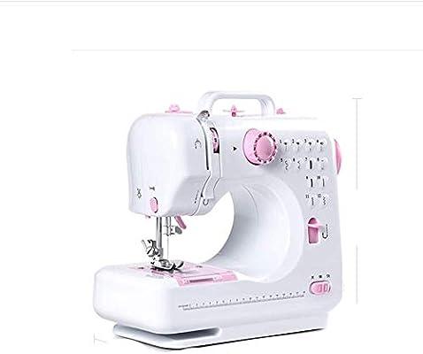 GSKTY Máquina de coser Máquina de coser multifuncional casera de ...