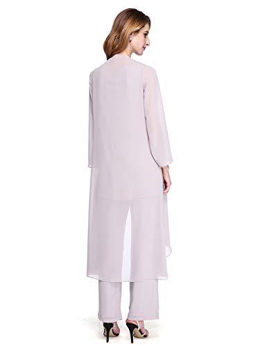Rond Robe De Des Col Cheville Femme Longueur Femmes Soirée Pink Waza Ts Pearl HqawtBU