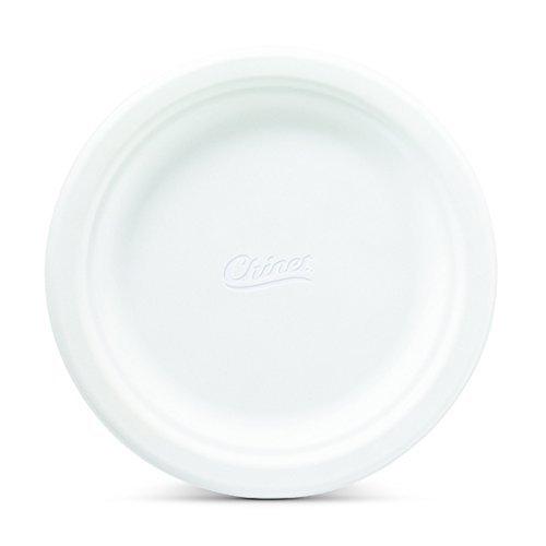 Chinet Premium 8 3/4-Inch Paper Plates, 36 Count