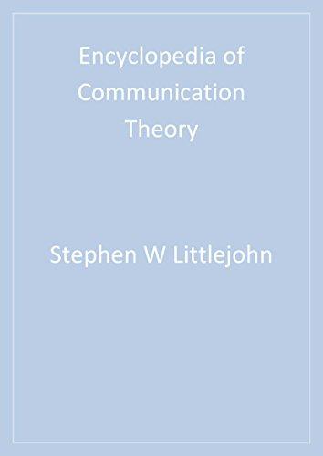 Download Encyclopedia of Communication Theory Pdf