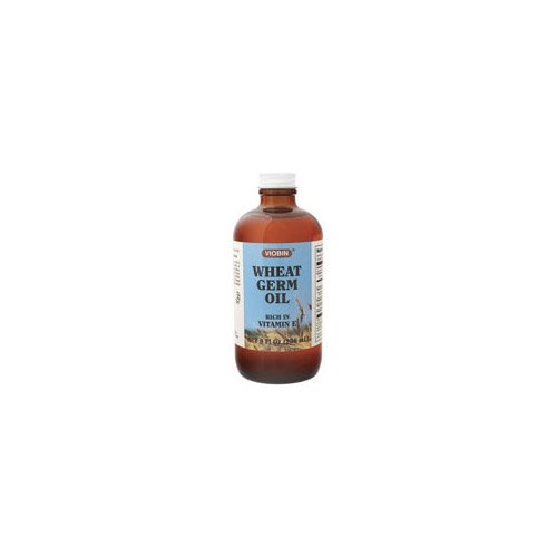 Viobin Corporation - Wheat Germ Oil, 8 fl oz liquid