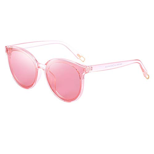 Femeninas Sol Marco De Roja El Pantalla FKSW Tipo Polarizadas UV Masculinas frame Negro Protector Gris Estrellas Gafas Y Protección De Solar Pink Gafas Mismo Gafas RwqZw8EA