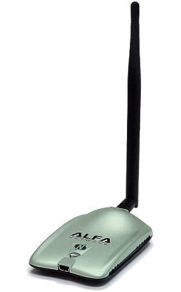 Alfa Network AWUS036NH - Adaptador USB WiFi, 150Mbps, 802.11b ...