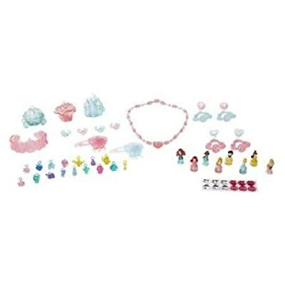 Disney Princess Little Kingdom Deluxe Mix & Match Jewelry Set: Toys & Games