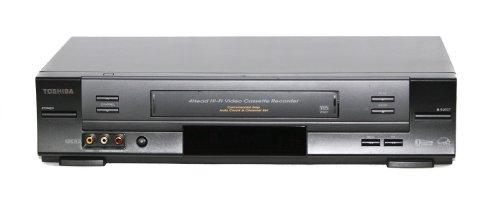 Toshiba W-627 HiFi Stereo VCR