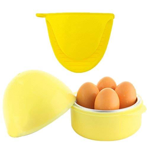 Microondas Caldera/cocina, bangcool COCEDOR de huevos para ...