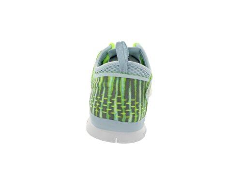 Nike  Free 5.0 Training Fit 4 - Zapatillas de running para Mujer Weiãÿ/Grau/Gelb