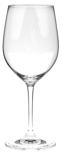 Riedel Vinum Leaded Crystal Viognier Chardonnay Wine Glass, Set of 6 by Riedel