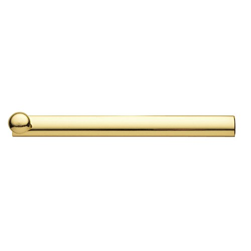 - Baldwin Estate 0324.030 General Purpose Solid Brass Surface Bolt in Polished Brass, 6