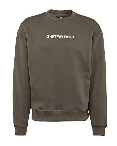 asfalt s Homme star 995 Stor shirt G Raw Togrul L R Sw Gris Sweat v0wq7Odw