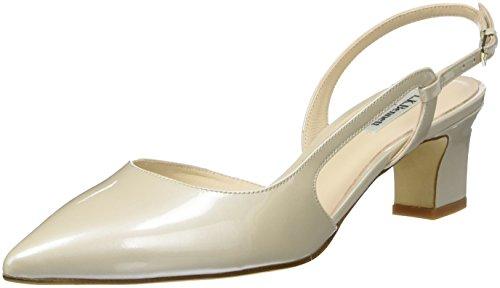 Cre LK Aurora BENNETT Escarpins cream Femme Cassé Blanc xxfYAqwZ