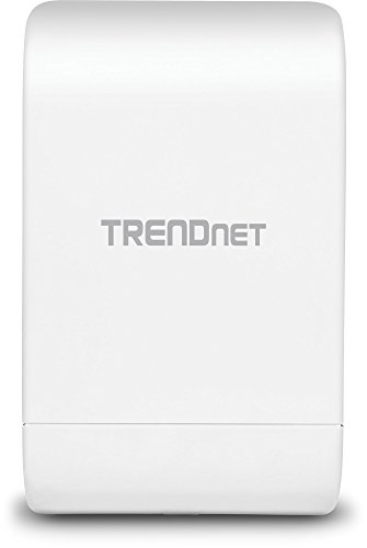 TRENDnet 10dBi Wireless N300 Outdoor PoE Access Point, Point-to-Point, Multiple SSID, AP, WDS, Client Bridge, WISP, IPX6 Rated Housing, TEW-740APBO by TRENDnet (Image #1)