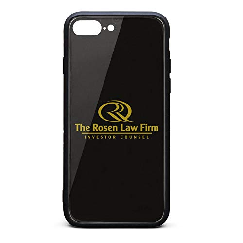 Rosen-Law-Firm,-P.A.-Logo- iPhone 8 Plus Pretty Skid-Proof Protective Cushion Basic Phone Case