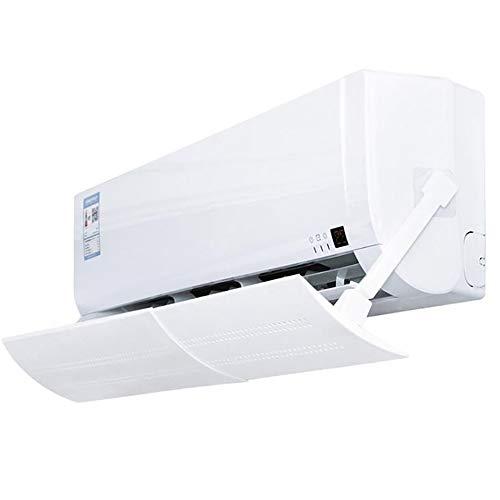 BIOBEY Air Conditioner Deflector Baffle, Air Conditioning Anti-wind Shield Adjustable Retractable, Hanging Scales Air…