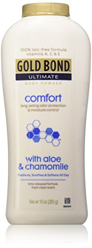 Gold Bond Ultimate Comfort Body Powder - 10 oz