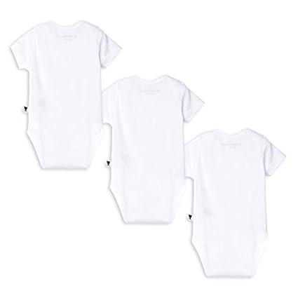 Taille Lot de 3 bodies b/éb/é mixte manches courtes Basique 3 mois Petit B/éguin