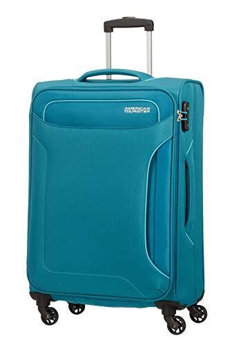 American Tourister Hand Luggage, Turquoise (Petrol Green)