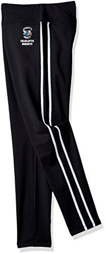 NBA Damen Warm Up Leggings, Damen, Hardwood Classic Warm Up Legging, schwarz, X-Large
