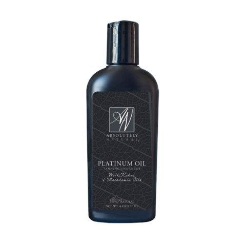 Absolutely Natural Platinum Tanning Oil by Absolutely Natural