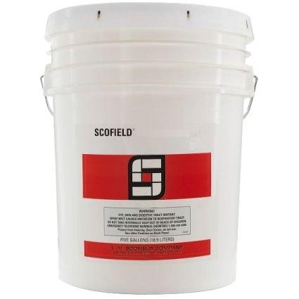- L.M. Scofield - Cureseal-S Gloss Concrete Sealer - 5 Gallon pail