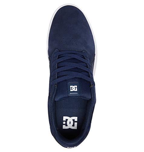 Homme Barksdale Bleu Dc White Navy Skateboard Chaussures Shoes De 5H5wqX4