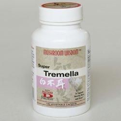 - Mushroom Wisdom Super Tremella Mushroom Wisdom (Formerly Maitake Products) 120 Veg Tablet