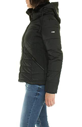 Donna Winterjacke Sehr Cappotto Tailor Gesteppte Mit Nero Hohem Stehkragen Tom nSx4Oq8aww