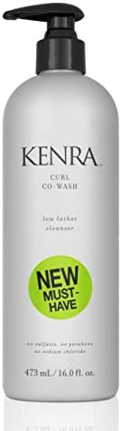 Shampoo & Conditioner: Kenra Curl Co-Wash
